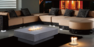 Quadra Fire Table