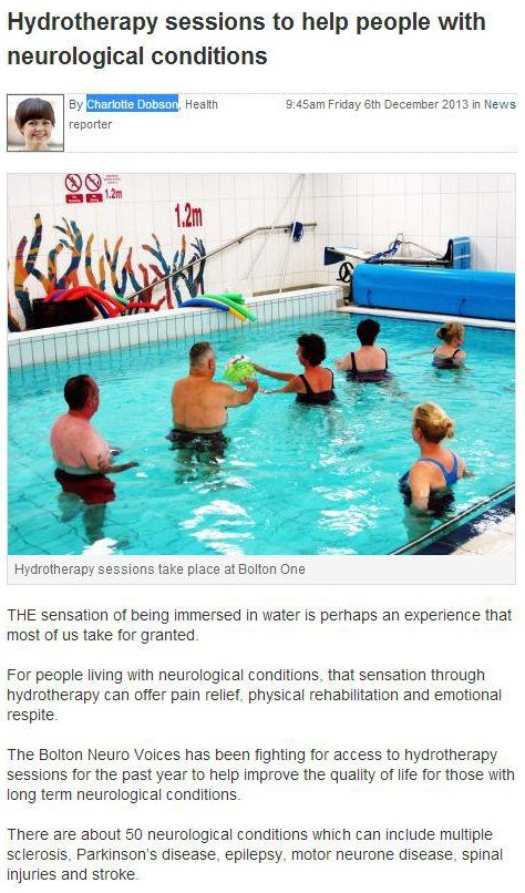 Vancouver Hot Tubs Help Treat Neurological Ailments and Improve Health
